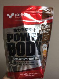 Kentai プロテイン ミルクチョコ